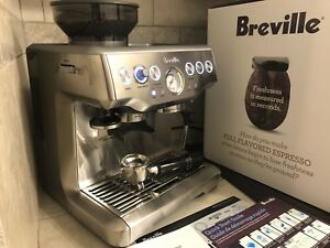Deluxe expresso coffee machine in perfect condition