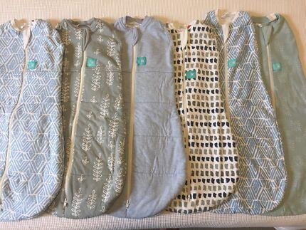 ErgoCocoon Sleeping Bags
