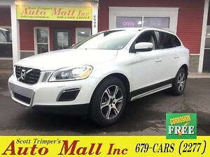 2011 Volvo XC60 T6 Level III/Leather/Sunroof