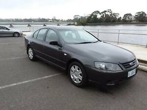 2008 Ford Falcon XT Automatic sedan Ulverstone Central Coast Preview