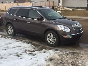2009 Buick Enclave 175000 km leather sunroof perfect family Car