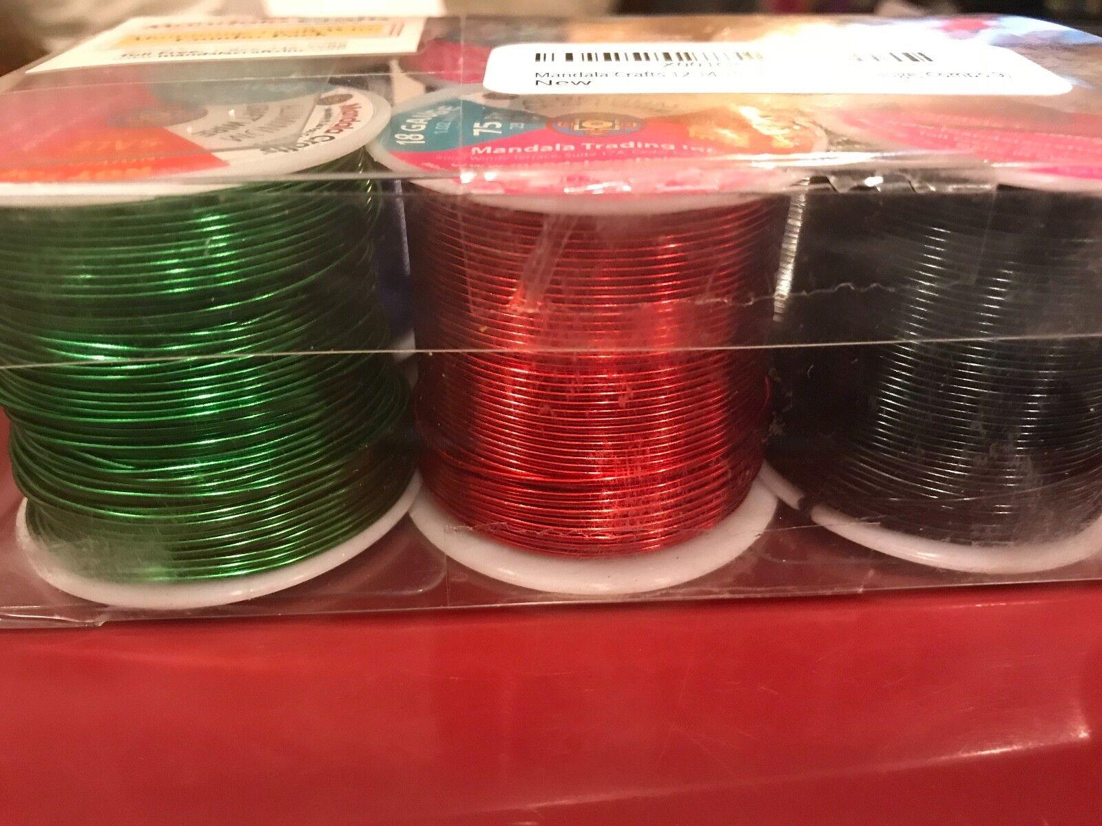new aluminum craft wire 18 gauge jewelry