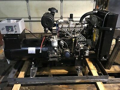 25kw Perkins Diesel Generator Set