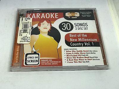 Karaoke Cdgs, Dvds & Media Dk Karaoke Dkg 2012 Millennium Encore #1 Excellent Condition