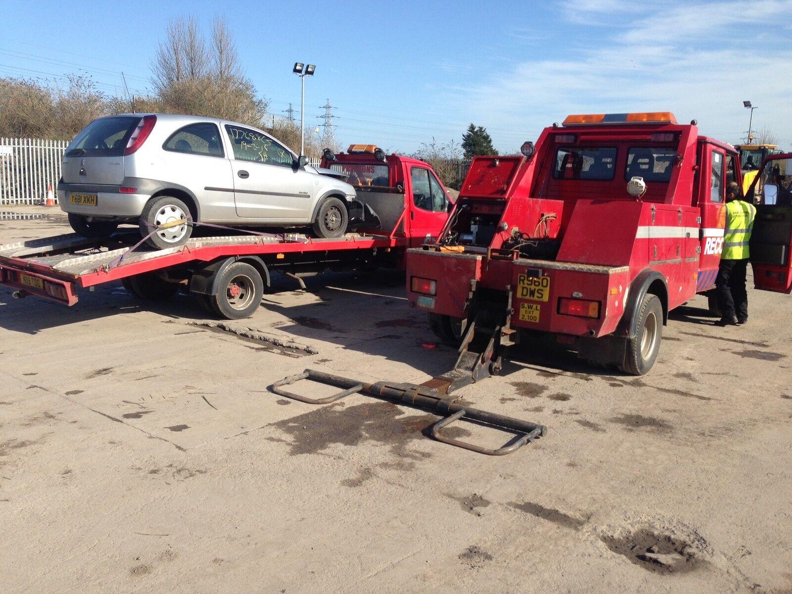 Prestons Auto Spares South Wales