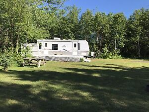 CAMPER RENTAL-  CAVENDISH- SUNSET CAMPGROUND