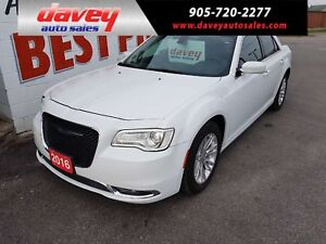 2016 Chrysler 300 Touring BACK UP CAMERA, POWER SUNROOF, REMO...