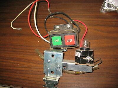 Ge Cr305x220m Startstop Button With Cr305x350b Light