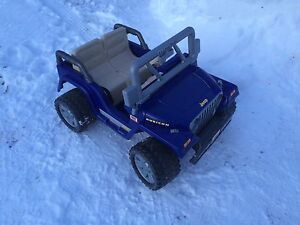 Buying older power wheels or peg perago kid trax