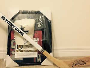 Toronto Maple Leafs Hockey Fan Memorabilia Package