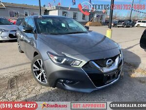 2017 Nissan Maxima SL | 1OWNER | NAV | LEATHER | ROOF | CAM