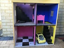 Free big dolls house handmade Westminster Stirling Area Preview