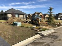 Water/sewer and septic repairs