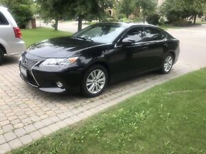 Lexus ES Must Sell/no reasonable offer will/ no low ballers