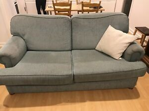 2 seater and 3 seater couch sofa