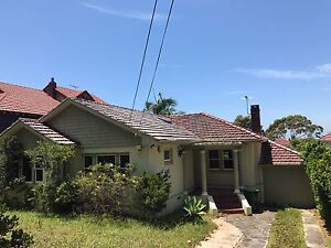 House for rent Northbridge Willoughby Area Preview