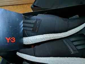 Adidas/ Y3 X Zip Low  DS UK 11 Boost Parramatta Parramatta Area Preview