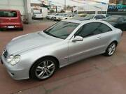 Mercedes CLK 280 Coupe 2006 Avantgarde Sunshine North Brimbank Area Preview