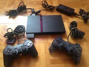 PlayStation 2 avec 9 jeux