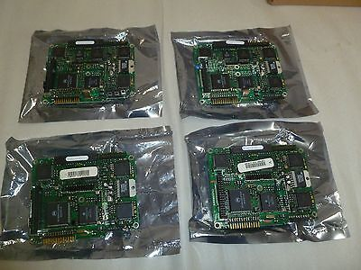 Four Oem Motorola Hln6163b Two Way Radio Circuit Boards