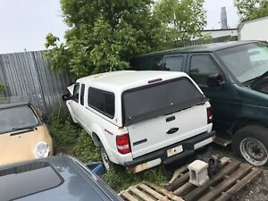2008 ford ranger for parts