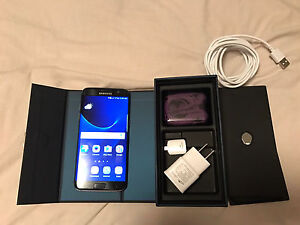 10/0 condition Samsung galaxy s7 edge 32gb (Rogers)
