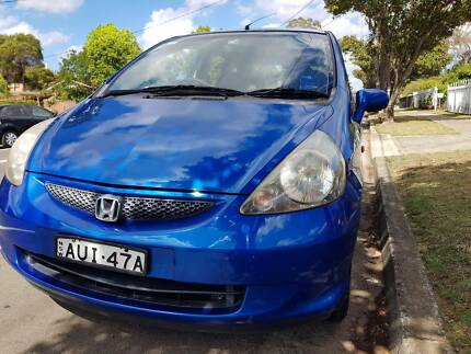 2005 Honda Jazz VTI Manual EXCELLENT CONDITION