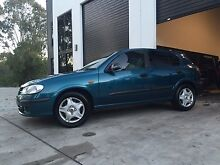 2001 Nissan pulsar n16 hatch auto Burleigh Waters Gold Coast South Preview