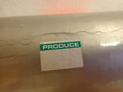 Garvey Price Labels 1812 14000 Produce White 1 Sleeve For 18-6 Guns