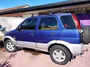 2005 Daihatsu Terios Wagon Hyde Park Townsville City Preview
