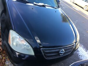 Nissan Altima 2002 for parts