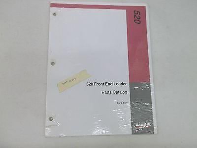 Case Ih Model 520 Front End Loader Parts Catalog