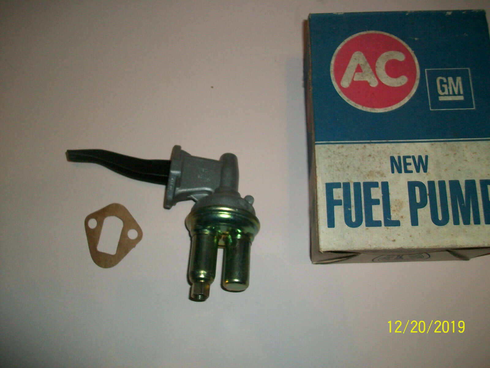 NOS AC 41130 Fuel Pump for Some AMC International Jeep Made in the USA