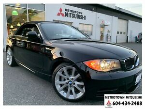 2011 BMW 135 i; Local & No accidents! RARE!
