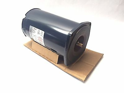 New Franklin Electric 1303017126 1 Hp Motor 3450 Rpm 3ph