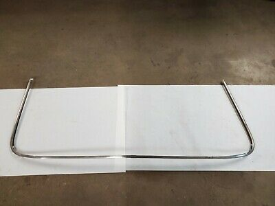 Chevy GMC 1967-1972 Pick Up Truck C10 Front Lower Windshield Moldings J16797