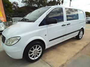 2009 Mercedes-Benz Vito 109 CDi Van/Minivan DIESEL $12990