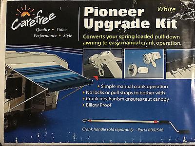 Carefree 850001 Pioneer Upgrade Kit White