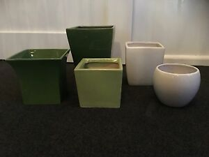 Indoor/outdoor pots Mount Eliza Mornington Peninsula Preview