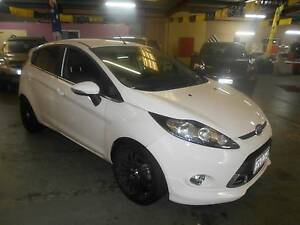 2012 Ford Fiesta 5 Door Hatchback Wangara Wanneroo Area Preview