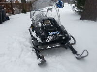Yamaha bravo longtrack bonne condition