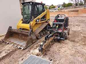 Bobcat / Posi Track, Mini Digger Excavations - Landscaping, Turf Appin Wollondilly Area Preview