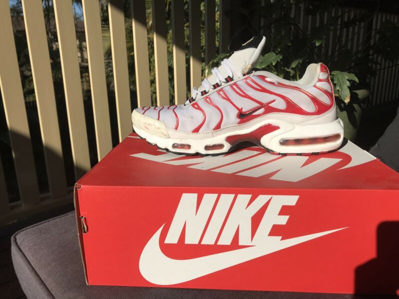 f44c675c70 ... ireland us10 nike air max tn candy canes mens shoes gumtree australia  brisbane south east wishart ...