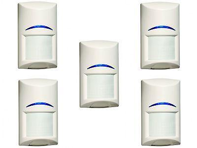 Pack of 5 Bosch Blue Line Gen2 Pet Friendly PIR