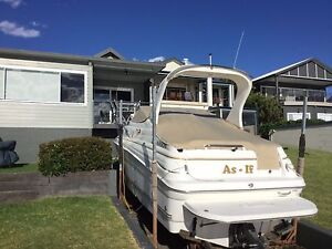 26 foot sports cruiser must sell ASAP. Coal Point Lake Macquarie Area Preview