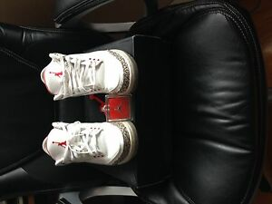 Air jordan 3 white cement nike air