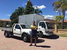 Man with Ute/Man With Truck/House Moving / Delivery Service West Perth Perth City Preview