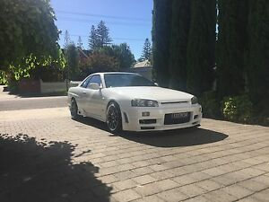 1998 Nissan Skyline R34 GTT Adelaide CBD Adelaide City Preview