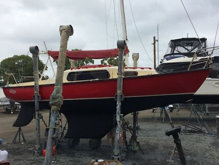 Yacht- 24 ft Marauder