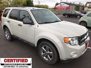 2009 Ford Escape XLT ** HTD LEATH, CRUISE, SUNROOF **